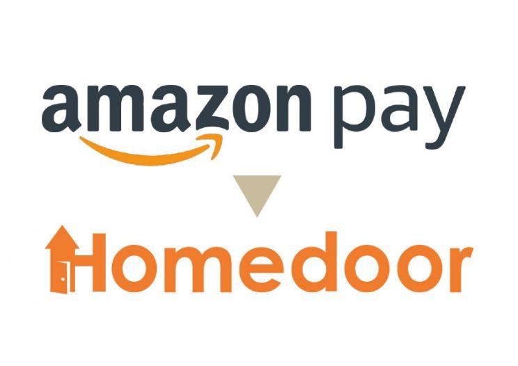 Amazon PayでHomedoorへのご寄付が可能になりました。